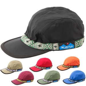 カブー 帽子 キャップ KAVU Synthetic Strapcap|beautyholic