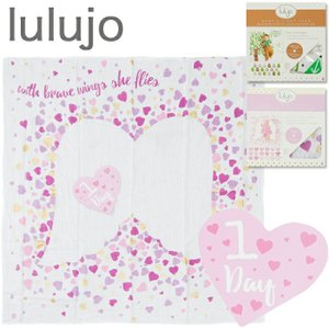 Lulujo ルルジョ Baby's First Year Deluxe blanket &...