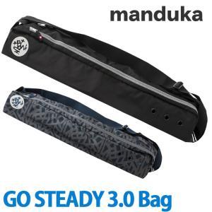 マンドゥカ/manduka ヨガマットバッグ 大容量 ゴー ステディ 3.0 ユニセックス シンプル...