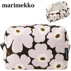 【メール便】 マリメッコ/Marimekko ポーチ ウニッコ コスメティックバッグ 化粧ポーチ|beautyholic