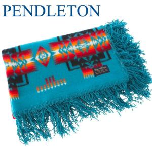 ペンドルトン/PENDLETON ブランケット フリンジ ネイティブアメリカン チーフジョセフ ムチ...