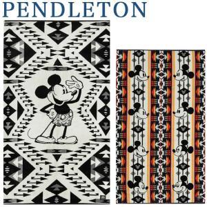 ペンドルトン/Pendleton ミッキー ディズニー タオル ブランケット コラボ|beautyholic