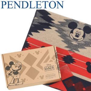 ペンドルトン/Pendleton ミッキー ブランケット ディズニー キッズ コラボ 限定アイテム|beautyholic