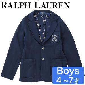 3c1856928fc1d ポロ ラルフローレン Polo Ralph Lauren キッズ 4-7歳 ジャケット ブレザー TERRY-BLAZER-TP-KNT