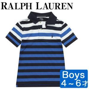 ラルフローレン/Polo Ralph Lauren キッズ 男の子 ボーイズ 半袖 ポロシャツ|beautyholic