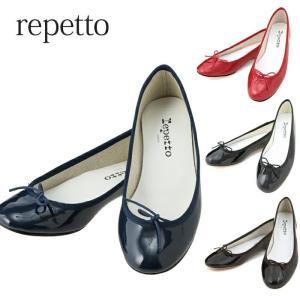 レペット 靴 エナメル バレエシューズ V086V beautyholic