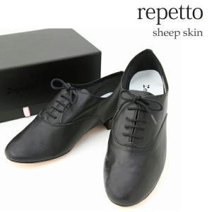 レペット 靴 レースアップシューズ V377C beautyholic