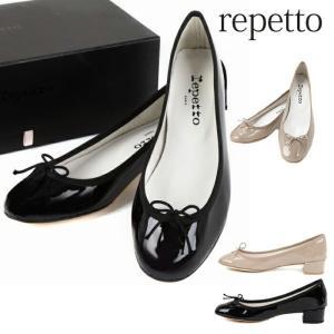 レペット 靴 エナメル ヒール バレエシューズ V511V beautyholic