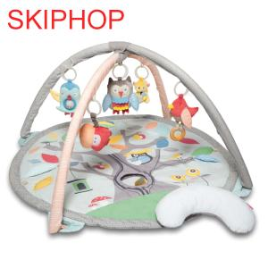 スキップホップ ジム プレイマット ツリートップフレンズプレイジム アクティビティ skip hop