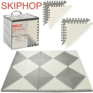 スキップホップ /SKIP HOP プレイマット ベビー プレイスポット ジオ フォーム フロアー ...