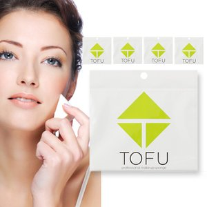 TOFUプロフェッショナルスポンジ Re: (4P)4袋セット|beautyholic