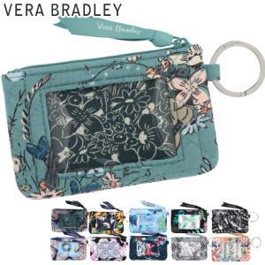 ヴェラブラッドリー/Vera Bradley ジップIDケー...