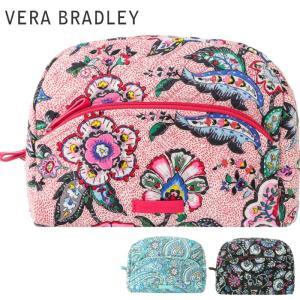 ヴェラブラッドリー/VERA BRADLEY 化粧ポーチ アイコニック ラージコスメポーチ|beautyholic