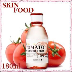 スキンフード SKIN FOOD プレミアム トマト ホワイトニング トナー 180ml