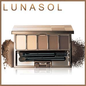 ルナソル スタイリングアイゾーンコンパクト #01 Natural Brown メール便 送料無料