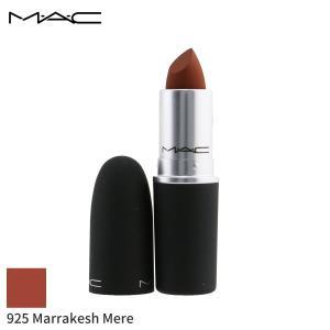 MAC リップスティック 口紅 マック Powder Kiss Lipstick #925 Marr...