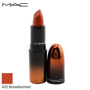 MAC リップスティック 口紅 マック Love Me Lipstick #432 Breadwin...