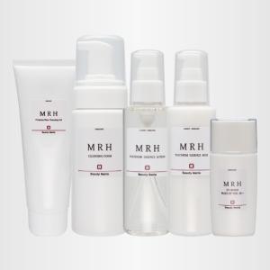 MRH基礎化粧品5点セット プレミアムクリアクレンジングジェルバージョン|beautymania2019