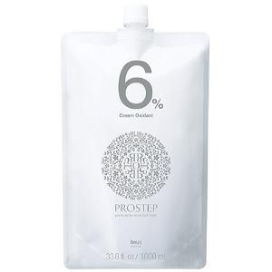 ホーユー プロステップ クリームオキシダン 6% 1000ml beautypromagica