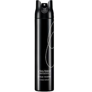 資生堂プロフェッショナル ステージワークス フィックス4 ハードスプレー 180g スタイリング剤|beautypromagica