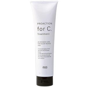 ナンバースリー フォーシー for c. トリートメント 150g|beautypromagica