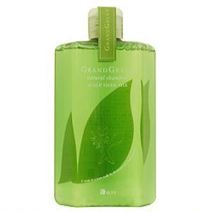 ニューウェイジャパン グラングリーン ナチュラルシャンプー 280ml|beautypromagica