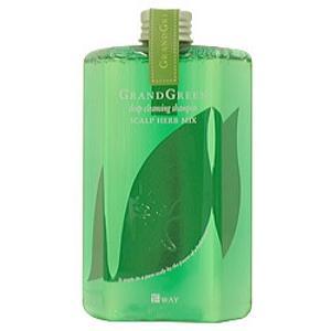 ニューウェイジャパン グラングリーン ディープクレンジングシャンプー 280ml|beautypromagica