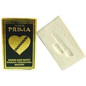 P10倍 5個で1個おまけ プリマ サリラペソープ ジャムウ配合石鹸 sa sn