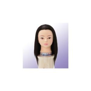 カットウィッグ 素材:人毛100% 髪長:約33cm ハチ周り:約51cm