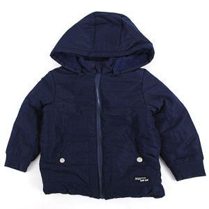 子供服 BEBE ベベ アウトレット 男の子 コート SLAP SLIP スラップスリップ 裏ボア 中綿 タフタ ジャケット ゆうパケ対象外 1470の商品画像|ナビ