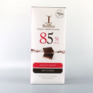 バランス ミルクチョコレート 85g タブレット