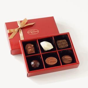 ゴーセンスチョコレート 6粒入|bebebe