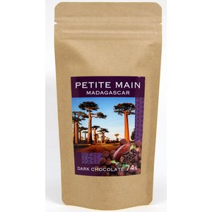 PETITE MAIN プティマ クーベルチュールオリジンチョコ〈マダガスカル74%〉100g|bebebe