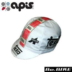 apis TEKA 自転車 キャップ サイクルキャップ|bebike
