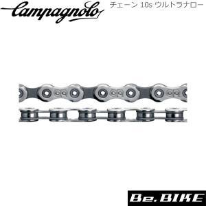 カンパニョーロ(campagnolo) RECORD チェーン チェーン 10s ウルトラナロー CN6-REX 国内正規品|bebike