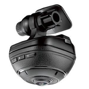ドライブレコーダー ドラレコ dAction 360 (ダクション360) DC3000 カーメイト 360度 車載カメラ ドライブレコーダー (カーメイトより直送) 嫌がらせ運転対策 bebike