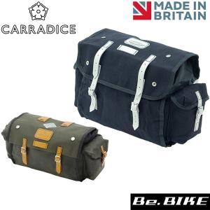 Carradice ネルソン ロングフラップ ブラック バッグ|bebike