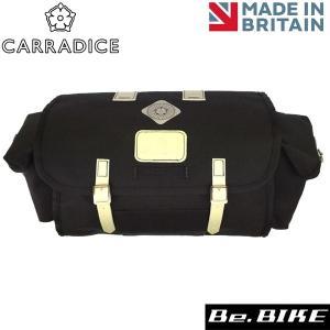 Carradice ネルソン ブラック バッグ|bebike
