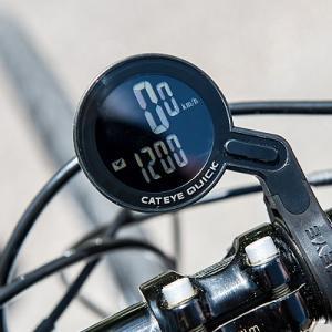 限定カラー キャットアイ サイクルコンピューター CC-RS100W QUICK(クイック) 自転車 ワイヤレスコンピュータ|bebike|04