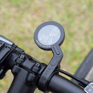 限定カラー キャットアイ サイクルコンピューター CC-RS100W QUICK(クイック) 自転車 ワイヤレスコンピュータ|bebike|05