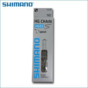CN-HG53 114L シマノ チェーン (ICNHG53114IG)(自転車) bebike