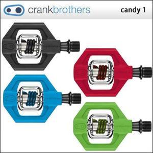 クランクブラザーズ candy 1(キャンディ1) ペダル|bebike