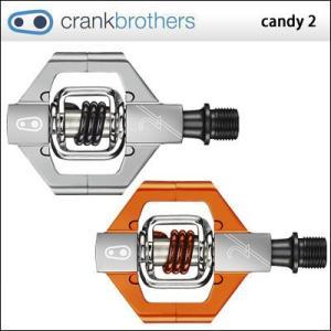 クランクブラザーズ candy 2(キャンディ2) ペダル|bebike