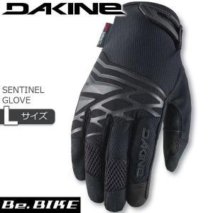 DAKINE(ダカイン) SENTINEL(センチネル) GLOVE  ブラック L 自転車 グローブ ロンググローブ bebike