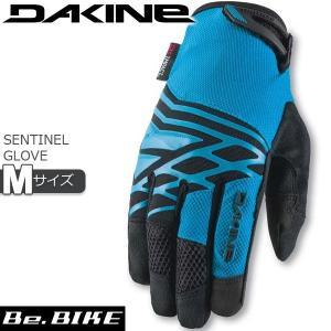 DAKINE(ダカイン) SENTINEL(センチネル) GLOVE  ブルーロック M 自転車 グローブ ロンググローブ bebike