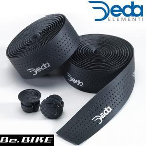 DEDA(デダ) ミストラル ロゴ入リ 33)Black(ブラック) 自転車 バーテープ bebike