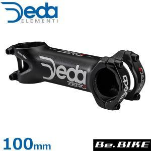 DEDA(デダ) Zero 2 シュレッドレスステム (31.7) ブラック(2019 Team(BK) 83°x100mm 自転車 ステム|bebike