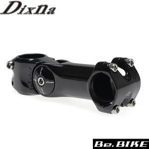 Dixna ロードアジャストステム 31.8mm 110mm ブラック ステム bebike