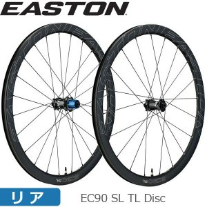 30%OFFセール EASTON(イーストン) EC90 SL TL Disc ロードホイール (リアのみ) シマノ11s 自転車 ホイール(ロード)|bebike