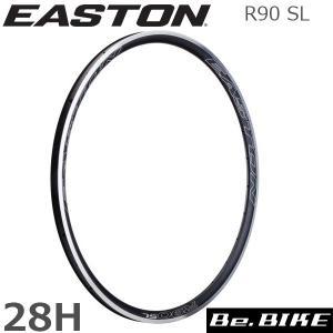 EASTON(イーストン) R90 SL TL-Ready ロードリム 28H 700C 自転車 リム(ロード)|bebike